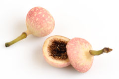 Fig on white background Stock Photo