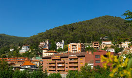 Figaro is municipality located in  Pyrenees. Catalonia Stock Image