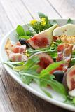 Figgy salad Stock Images