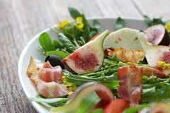 Figgy Salat Stockfotos