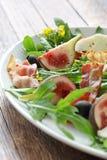 Figgy Salat Stockbilder