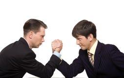 Fight Stock Photo