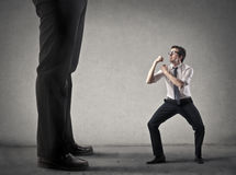 Fight Royalty Free Stock Images