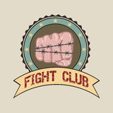 Fight club Royalty Free Stock Photography
