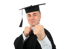 Fight education Royalty Free Stock Photography