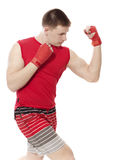 The fighter Royalty Free Stock Photography