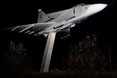 JAS 39 Gripen Stock Photography