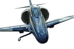 Fighter Jet Royalty Free Stock Photo