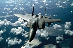 Fighter Jet, Jet, Aircraft, Army Stock Photo