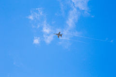 Fighter Jet Overhead Flying Stock Images