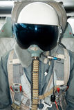 Fighter Jet Pilot Royalty Free Stock Photo