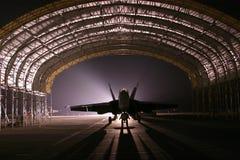 Fighter Jet Plane Royalty Free Stock Photo