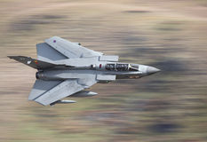 Fighter jet Tornado Stock Photo