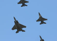 Fighter jets Royalty Free Stock Image