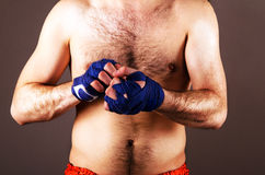 Fighter Royalty Free Stock Photos