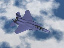 Fighter Plane Royalty Free Stock Image