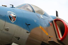 Fighter Plane Canopy Royalty Free Stock Image