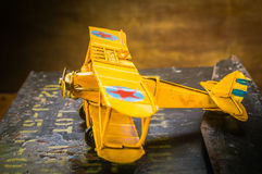 Fighter plane Royalty Free Stock Images