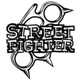 Fighter_5 Royalty Free Stock Photos