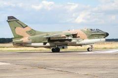Fighterjet del corsario Fotos de archivo libres de regalías