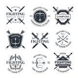 Fighting club Stock Photos