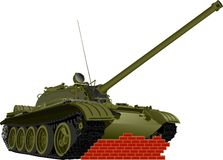 Fighting tank Stock Photos