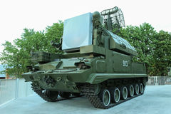 Fighting vehicle 9A330 ZRS Thor Royalty Free Stock Photo