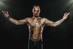 Free Fights Without Rules Stock Photography - 122361152