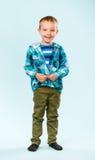 Figlarnie chłopiec Zdjęcie Royalty Free