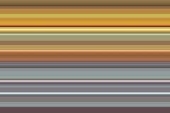 Figlarnie złocisty szary brąz linie Radosna tekstura i wzór Zdjęcia Royalty Free