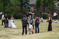 The 2015 Figment Festival 32 Royalty Free Stock Image