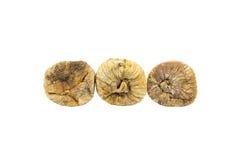 Figos de Dired isolados Fotografia de Stock Royalty Free