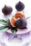 Figos frescos Foto de Stock