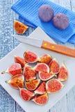 Figos frescos Imagem de Stock