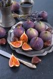 Figos frescos imagens de stock royalty free