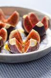 Figs close-up Stock Images