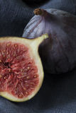 Figs in Cloth Stock Photo