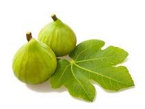 Figs couple Royalty Free Stock Photos