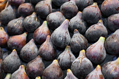 Figs exposed for sale Stock Image