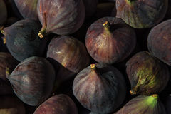 Figs at the farmers market, close up. Selective focus, food market Stock Photo