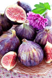 Figs fruit Royalty Free Stock Images