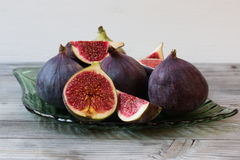 Figs fruits. Stock Photo