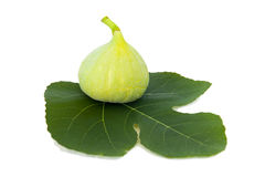 Figs isolated Stock Image