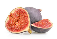 figs isolerade white Royaltyfria Bilder