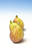 Figs on light background Royalty Free Stock Images