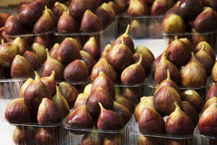 Figs at local market Stock Image