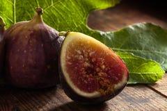 Figs macro Stock Image