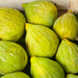 Figs in Market Royalty Free Stock Photos