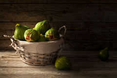 Figs In Natural Light Royalty Free Stock Images