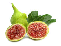 Figs ripe red Royalty Free Stock Photography